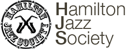 Hamilton Jazz Society Logo and link to website