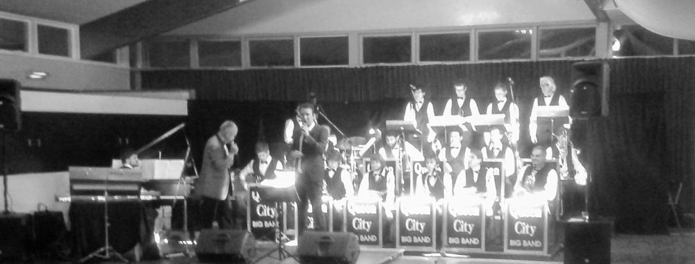 Queen City Big Band, 29 Jun 2014
