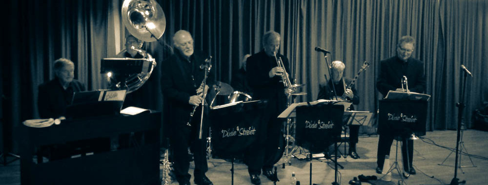 Dixie Street Band, 31 August 2014