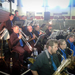 Hamilton Jazz Society Christmas 2014