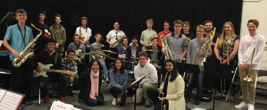 Auckland Secondary Schools Big Band