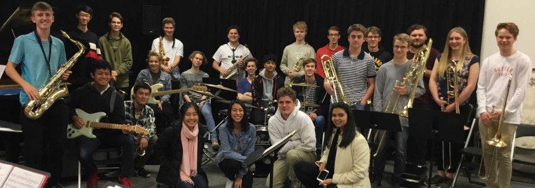 Auckland Secondary Schools Big Band